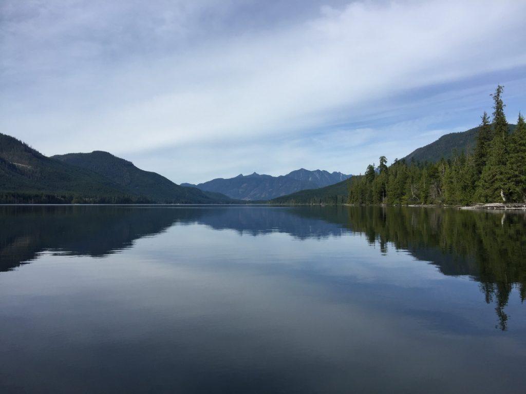 Woss Lake