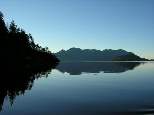 Kennedy Lake T120