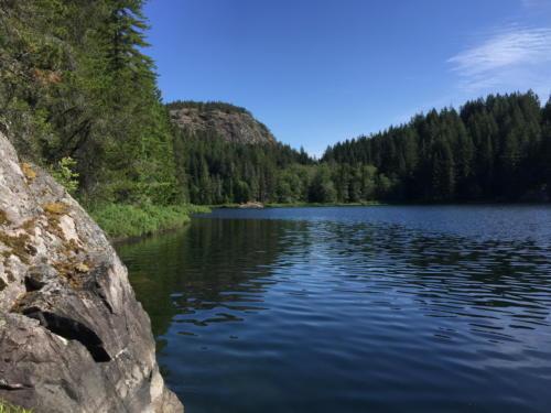 Main Lake Chain - Quadra Island